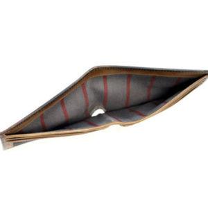 Rawlings Bags - Rawlings Fielder's Choice Brown Leather Wallet